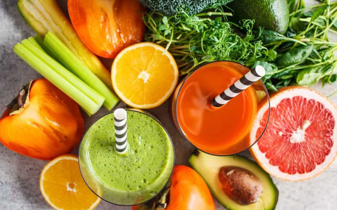 JUICING vs BLENDING – WHICH IS BETTER?
