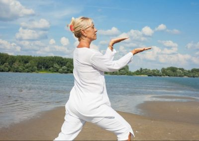 WHY PILATES, YOGA & TAI CHI ARE AMAZING FOR 50+ WOMEN